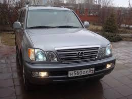 toyota lexus x 570 2004 lexus lx570 pictures 4700cc gasoline automatic for sale