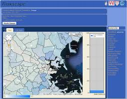 Massachusetts Zip Code Map by Diabetes Care