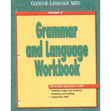 glencoe virtual light lab glencoe language arts grammar and language workbook grade 9