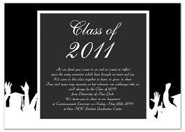 graduation invitation template word free printable graduation