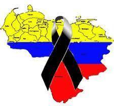 imagenes de venezuela en luto venezuela de luto paperblog