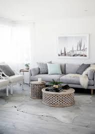 10 super chic gray living rooms home decor ideas