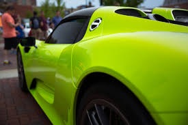 porsche 918 acid green supercar saturday the arboretum of south barrington 06 03 2017