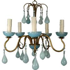 Opaline Chandelier Expand Your Vintage Vocabulary Post 49 Mitzi U0027s Miscellany