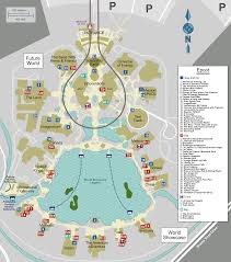 Map Of Walt Disney World by File Map Walt Disney World Epcot Park Svg Wikimedia Commons