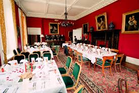 the dining room cambo country house and estate