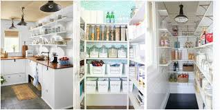 Kitchen Cabinet Organization Ideas 16 Kitchen Pantry Organization Ideas How To Organize A Pantry