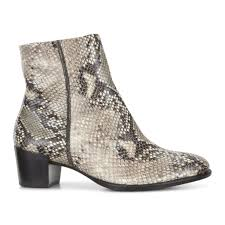 womens boots in ecco shape 35 snakeskin boot s boots ecco shoes