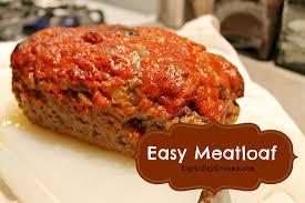 simple meatloaf recipe u2014 recipes hubs
