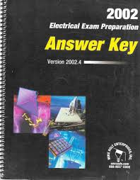 electrical exam preparation answer key mike holt amazon com books