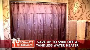 schwartz plumbing raleigh nc tankless water heater video