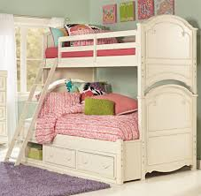bunk beds wood futon bunk bed coaster twin loft bed with desk