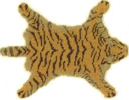 real tiger rug with head home design ideas