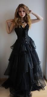black wedding dress 50 beautiful black wedding dresses you will black wedding