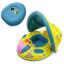 siege enfant gonflable gonflable réglable sécurité bébé enfant piscine flottant anneau