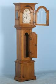 German Grandfather Clocks Tall Antique Danish Pine Grandfather Clock 1820 1840 At 1stdibs