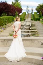 utah thanksgiving point gardens bridal photography wedding