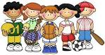 Image result for clipart of students in gym