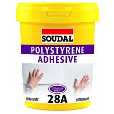 Polystyrene Cornice Glue For Polystyrene Cornices 5kg U2013 Diypro