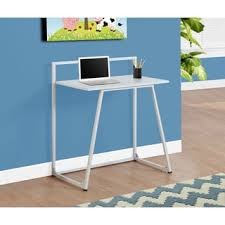 Blue Computer Desk by Monarch Desks U0026 Computer Tables Shop The Best Deals For Oct 2017