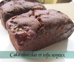 cuisiner le tofu soyeux cake chocolat et tofu soyeux recette sans oeufs sans lait sans