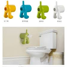 dog toilet paper holder aliexpress com buy 1 piece creative cute dog shape plastic