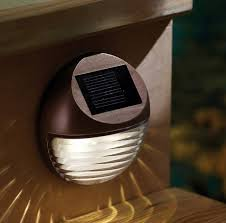 Solar Light For Fence Post - fence post solar lights fence gallery