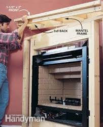 Gas Fireplace Valve Cover by How To Install A Gas Fireplace Family Handyman
