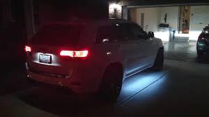 led lights for 2014 jeep grand led entry puddle light mod on 2014 jeep srt