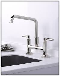 bridge style kitchen faucet bridge style kitchen faucet home design ideas