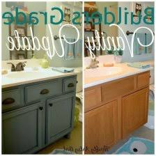bathroom vanity makeover ideas how to refinish bathroom cabinets with paint 3 best 25 bathroom
