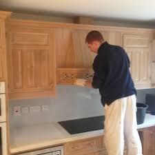 Limed Oak Kitchen Cabinet Doors Painted Smallbone Limed Oak Kitchen Bath