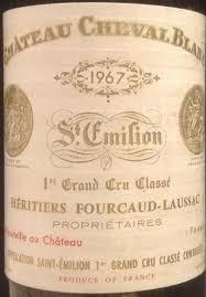 wine legend château cheval blanc pomerol st emilion tasting at wine wine