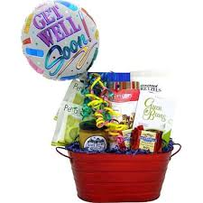get well soon basket get well soon the original basket boutique