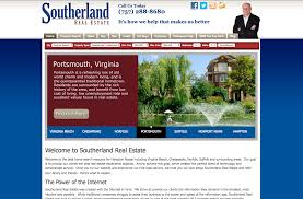 southerland real estate portfolio web sites cdg marketing