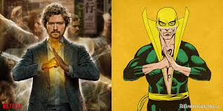 Iron Fist Halloween Costume Defenders Throwbacks Halloween Costumes Blog