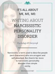 Vanity Psychology It U0027s All About Me Me Me Writing About Narcissistic Personality