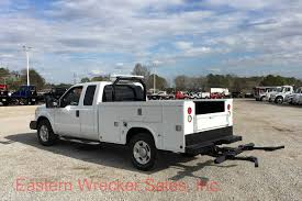 Ford F250 Used Truck Bed - 2012 ford f250 xl extended cab with a knapheide utility service