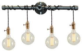 Affordable Vanity Lighting Industrial Vanity Lights Birch Lane Intended For Light 67 Best