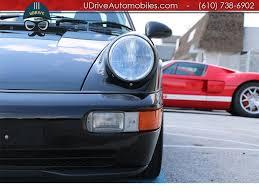 1990 porsche 911 blue 1990 porsche 911 964 carrera 2 5spd sport sts upgrades serv hist