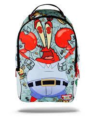 sprayground x money crabs backpack sprayground