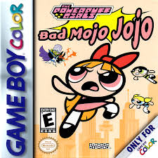 Bad Online Play Powerpuff Girls The Bad Mojo Jojo Nintendo Game Boy Color