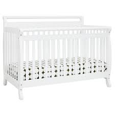 Davinci Mini Crib Mattress by Davinci Emily 4 In 1 Crib White Simply Baby Furniture 179 00