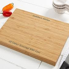 cutting boards engraved personalized bamboo cutting boards you name it