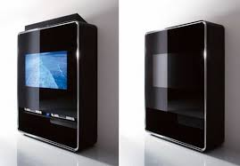 Tv Cabinet Doors Dadka Modern Home Decor And Space Saving Furniture For Small