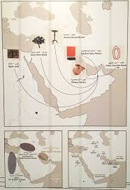 Dubai India Map by Dubai U0027s Trade Links Date Back 4 000 Years Gulfnews Com