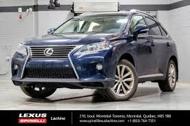lexus of toronto used 2015 lexus rx 350 sport design awd cuir toit camera for sale