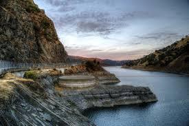 glory hole of berryessa lake