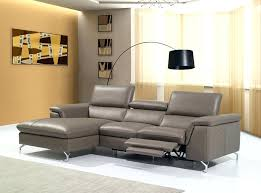 Leather Recliner Sectional Sofa Leather Reclining Sectional Living Room Furniture Modern Living