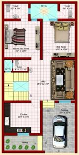 16 x 50 floor plans homes zone remarkable 25 x 50 floor plans slyfelinos house plan 45